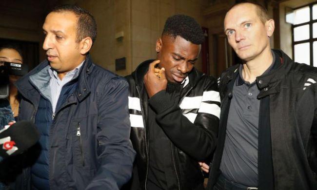 Aurier condannato a due mesi di carcere