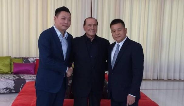 Li, Berlusconi e Li