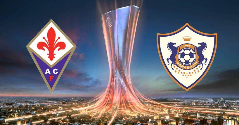 Fiorentina-Qarabag in Diretta Streaming Live: precedenti, pronostico e probabili formazioni