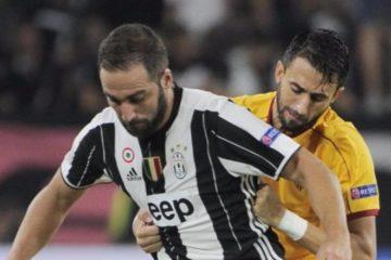 Gonzalo Higuain, Juventus-Siviglia - Fonte: Sportmediaset.it