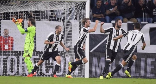 Juventus-Cagliari 3-0 - Fonte: sportmediaset.it