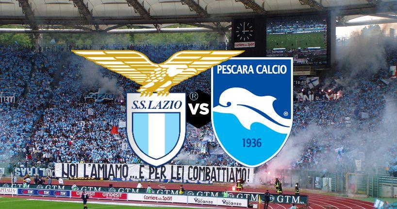 Lazio-Pescara in Diretta Streaming Live: precedenti, pronostico e probabili formazioni
