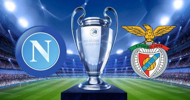 Napoli-Benfica, 2° Giornata Champions League ore 20:45 - Fonte: esatoursportevents.com