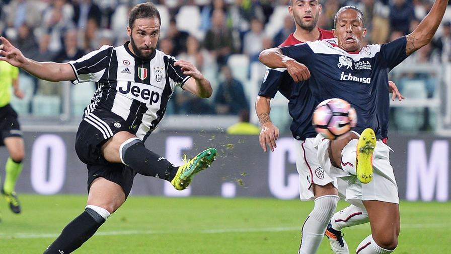 Juventus-Cagliari voti