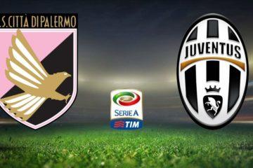 Probabili formazioni Palermo-Juventus