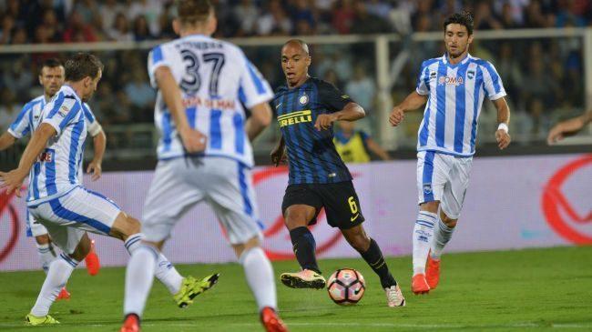 Pescara-Inter *-*: la sintesi della partita ed il video dei gol del posticipo valido per la 3° giornata di Serie A