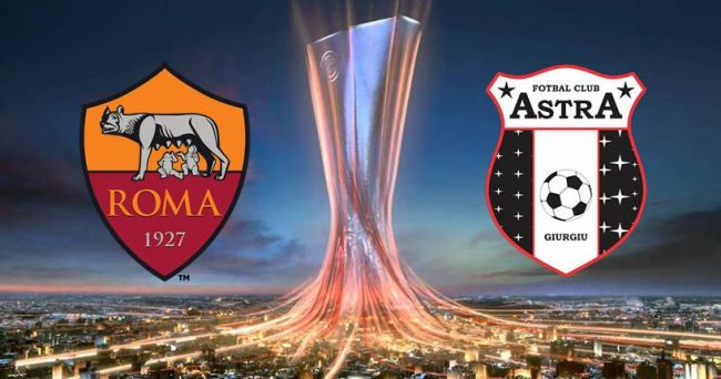 Roma-Astra Gurgiu, Europa League - Fonte: esatoursportevents.com