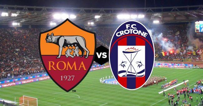 Roma-Crotone, 5° giornata Serie A - Fonte: esatoursportevents.com
