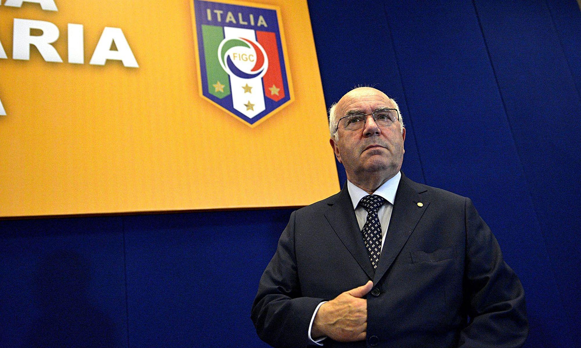 Carlo Tavecchio figc