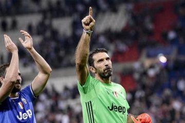 Gigi Buffon (Fonte: Eurosport.com)
