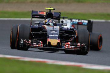 Carlos Sainz, durante il GP del Giappone 2016 (foto da: thecheckeredflag.com)