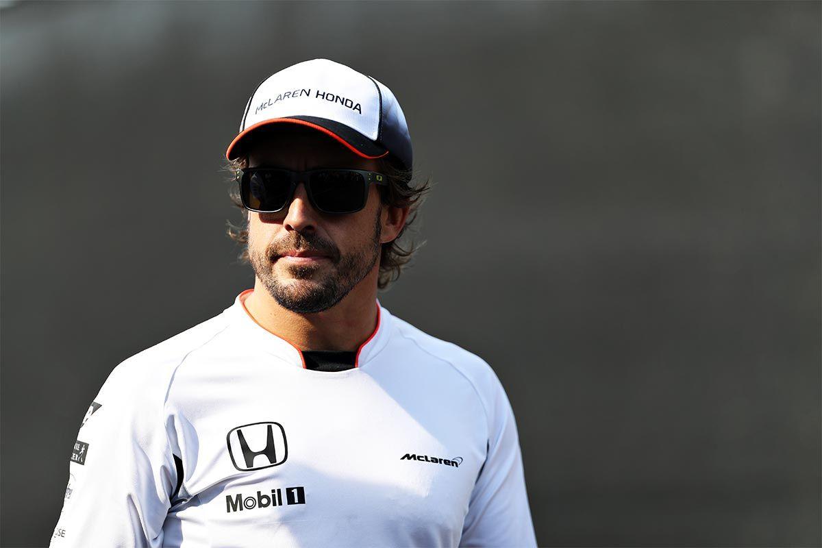 Fernando Alonso, al secondo anno della sua avventura bis con la McLaren (foto da: sportyou.es)