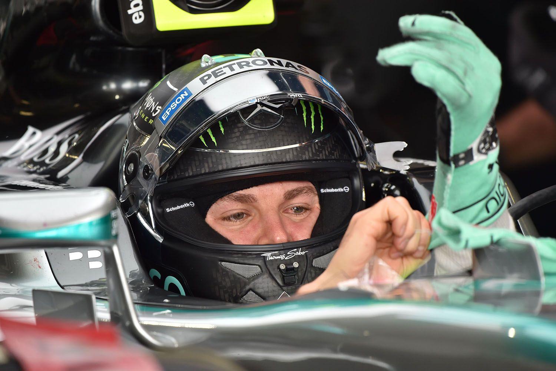 Nico Rosberg ha realizzato il miglior tempo del venerdì di Austin (foto da: monochrome-watches.com)