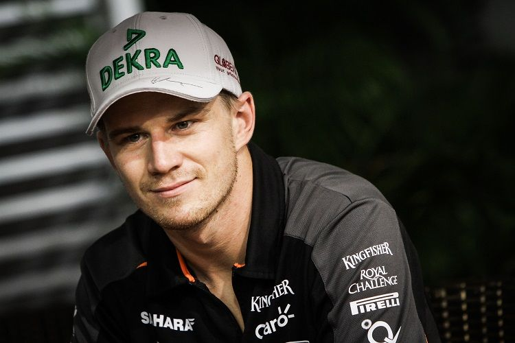 Nico Hulkenberg è ufficialmente un pilota Renault. Lascia la Force India dopo tre stagioni consecutive (foto da: f1grandprix.motorionline.com)