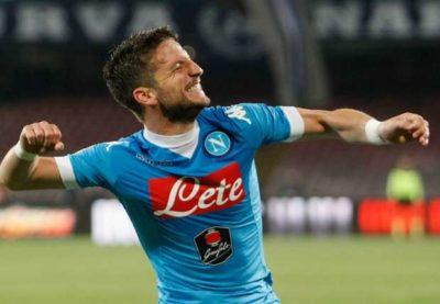 Dries Mertens, Napoli - Fonte: goal.com