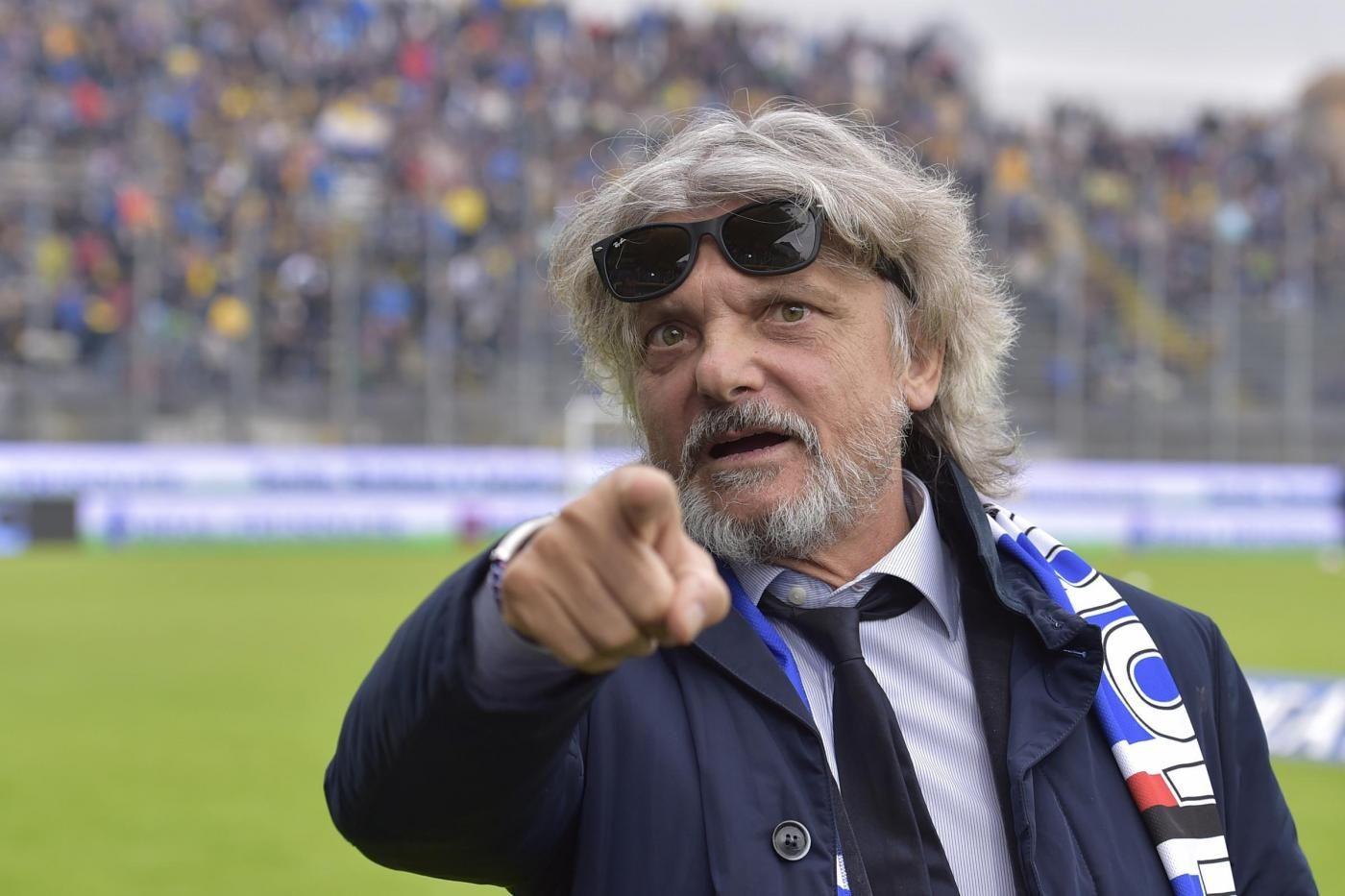 Ferrero conferma Giampaolo