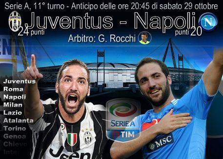 Diretta Streaming Live Juventus Napoli 11 Giornata Serie A  Stadiosport It