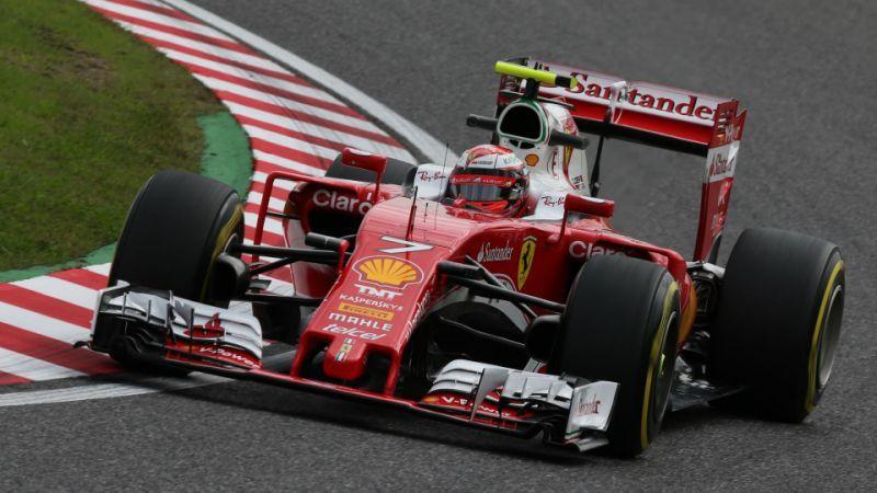 Qualifiche superiori alle attese per le Ferrari, con Raikkonen ottimo 3° e Vettel 4°, ma arretrato in 7° posizione per la penalità rimediata a Sepang (foto da: finance.yahoo.com)