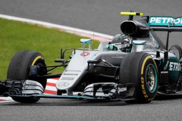 Nico Rosberg ha centrato in Giapone la 23.esima vittoria della carriera (foto da: repubblica.it)