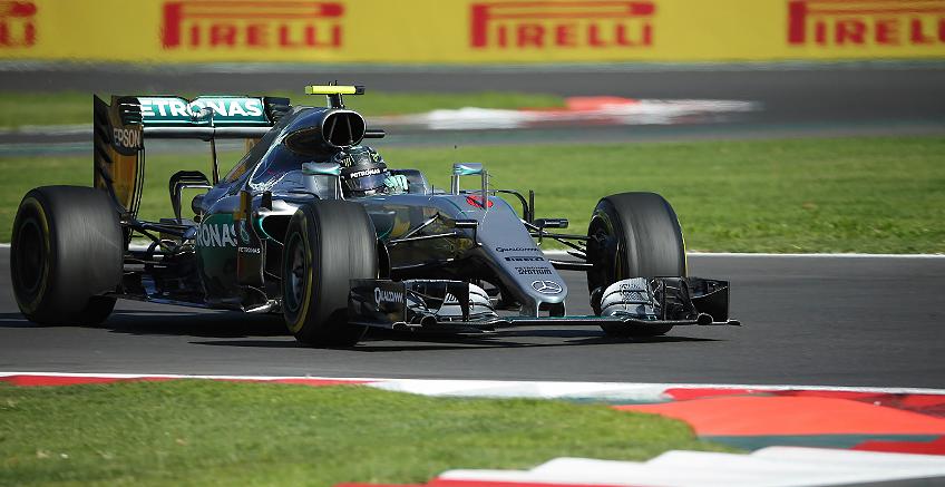 Secondo posto in griglia per Nico Rosberg (foto da: focus.de)