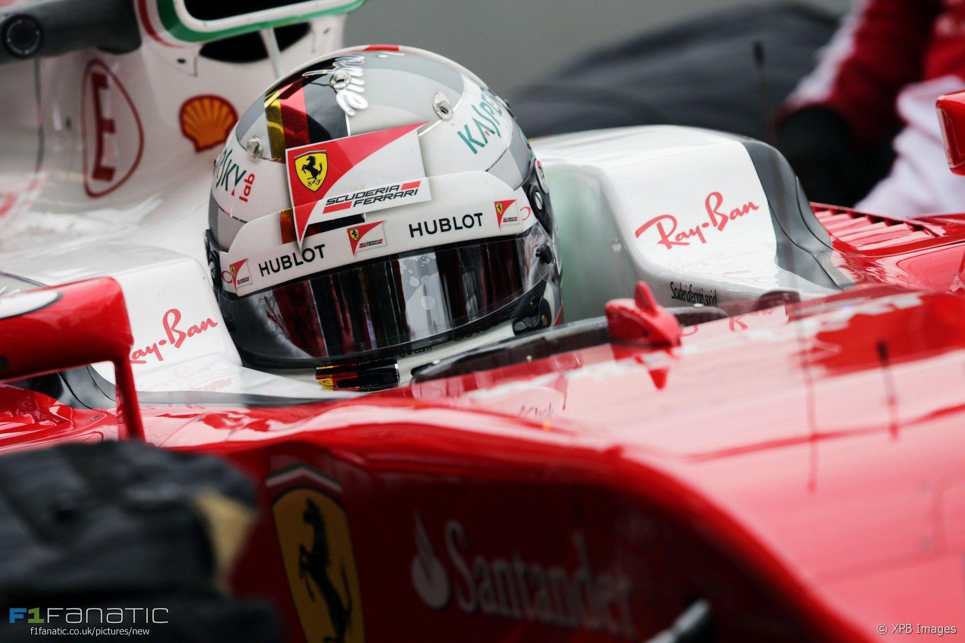 Ancora una delusione per la Ferrari. Raikkonen e Vettel partiranno 6° e 7° (foto da: f1fanatic.co.uk / XPB Images)