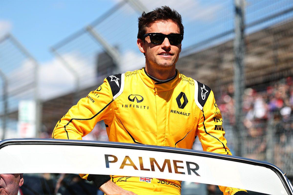 Jolyon Palmer, 25 anni inglese, è stato confermato al volante di una Renault nel 2017 (foto da: autobild.de)