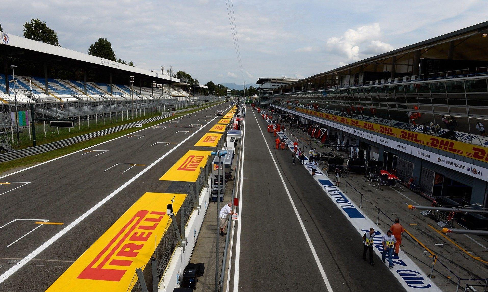 Calendario Monza.F1 Ufficiale Il Calendario 2019 21 Gare A Monza Il 6 8