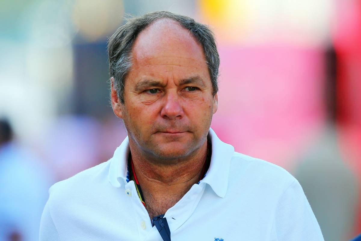 L'ex pilota di Formula 1, Gerhard Berger (foto da: m4sport.hu)