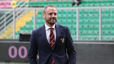 Gianluca Petrachi ds del Torino