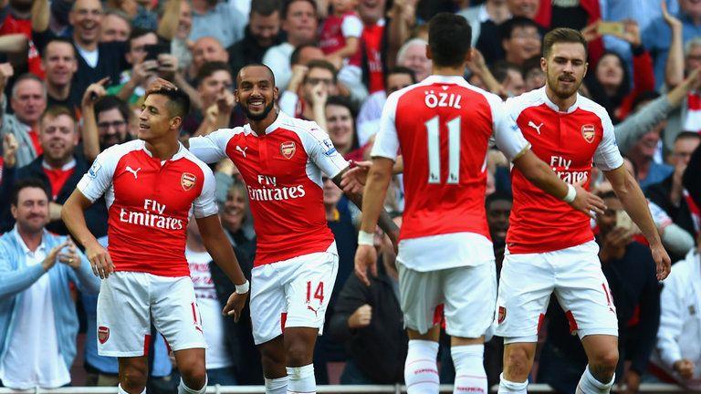 Arsenal Sanchez Ozil