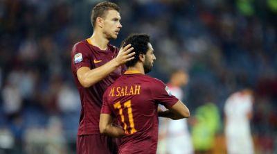 Dzeko e Salah