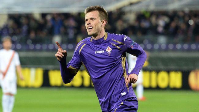 Fiorentina-Slovan Liberec, voti