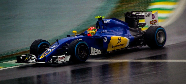 La piccola, grande impresa di Felipe Nasr, a punti con la Sauber (foto da: diariomotor.com)