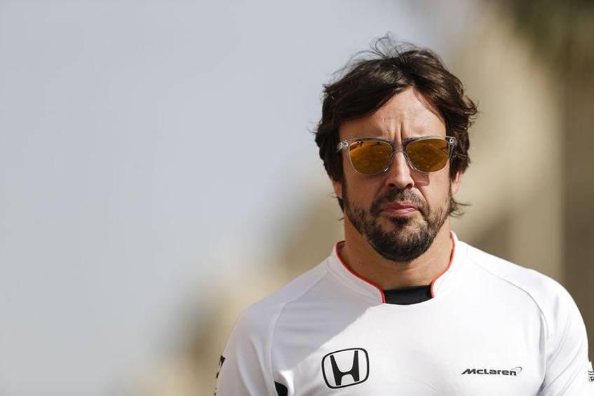 Fernando Alonso, due volte Campione del Mondo, attualmente alla McLaren (foto da: freenet.de)