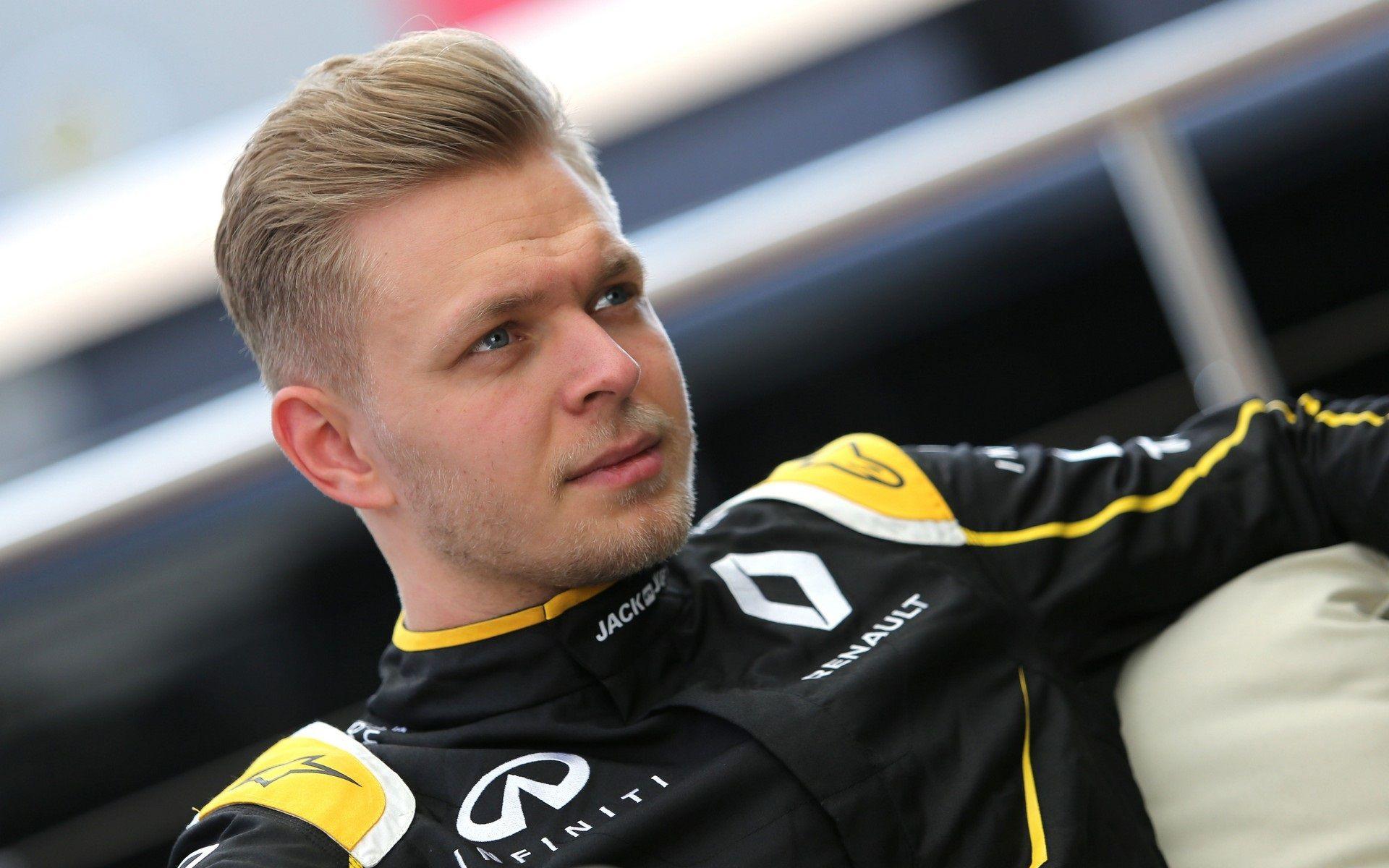 Kevin Magnussen, attualmente in Renault ma, dal 2017, in Haas (foto da: shiftinglanes.com / Charniaux / XPB Images)