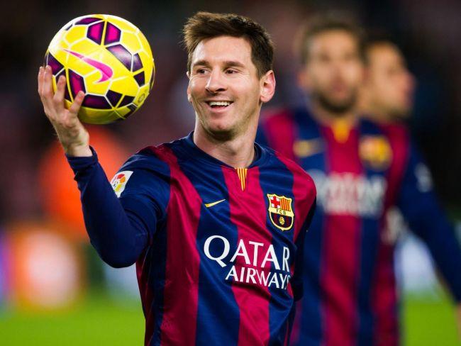 Messi ha segnato più triplette nella storia