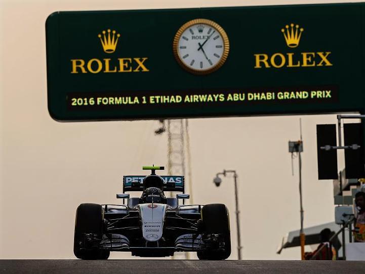 Nico Rosberg ha ottenuto la 20° prima fila stagionale (foto da: focus.de)