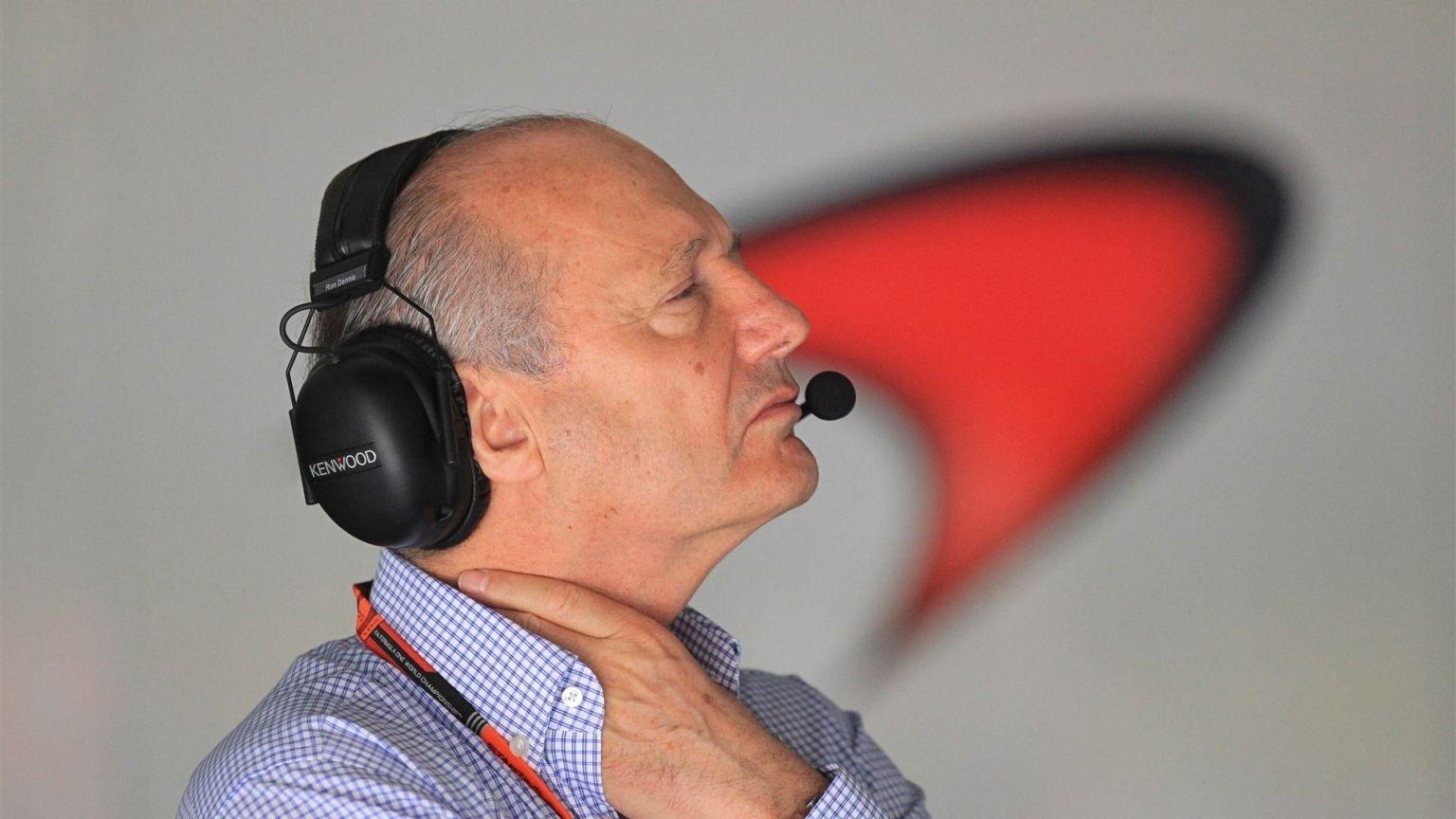 Ron Dennis si è dimesso dalla posizione di presidente e CEO del McLaren Technology Group (foto da: autoblog.gr)