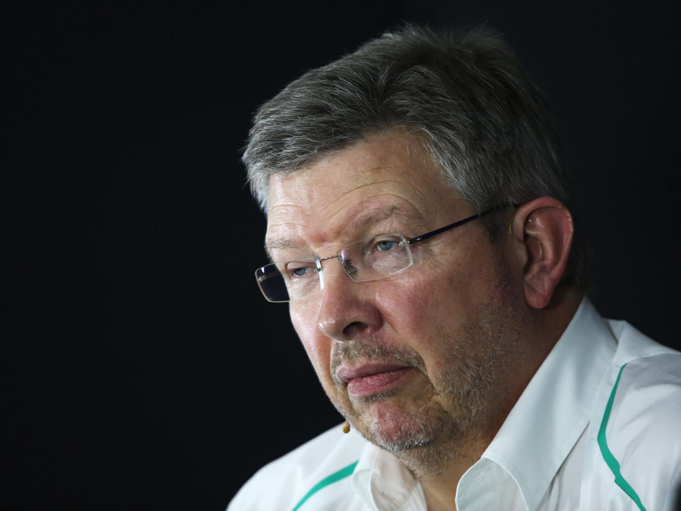 Ross Brawn, all'epoca della collaborazione con Mercedes (foto da: indipendent.co.uk)