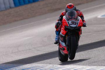 Marco Melandri si appresta a tornare nel Mondiale delle Derivate di Serie, con la Ducati (foto da: ultimatemotorcycling.com)
