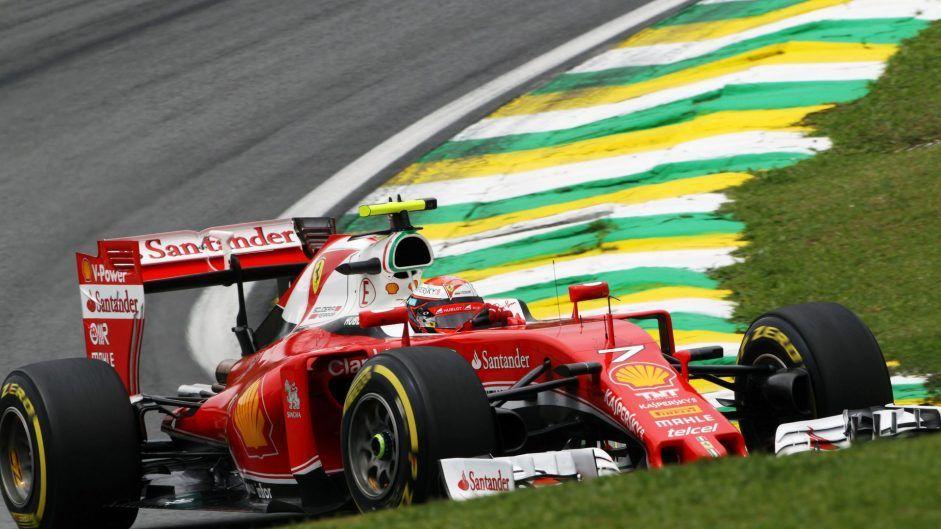 Un Kimi Raikkonen convincente e a tratti davvero ringiovanito, si è guadagnato la riconferma in Ferrari (foto da: f1fanatic.co.uk/XPB Photo)