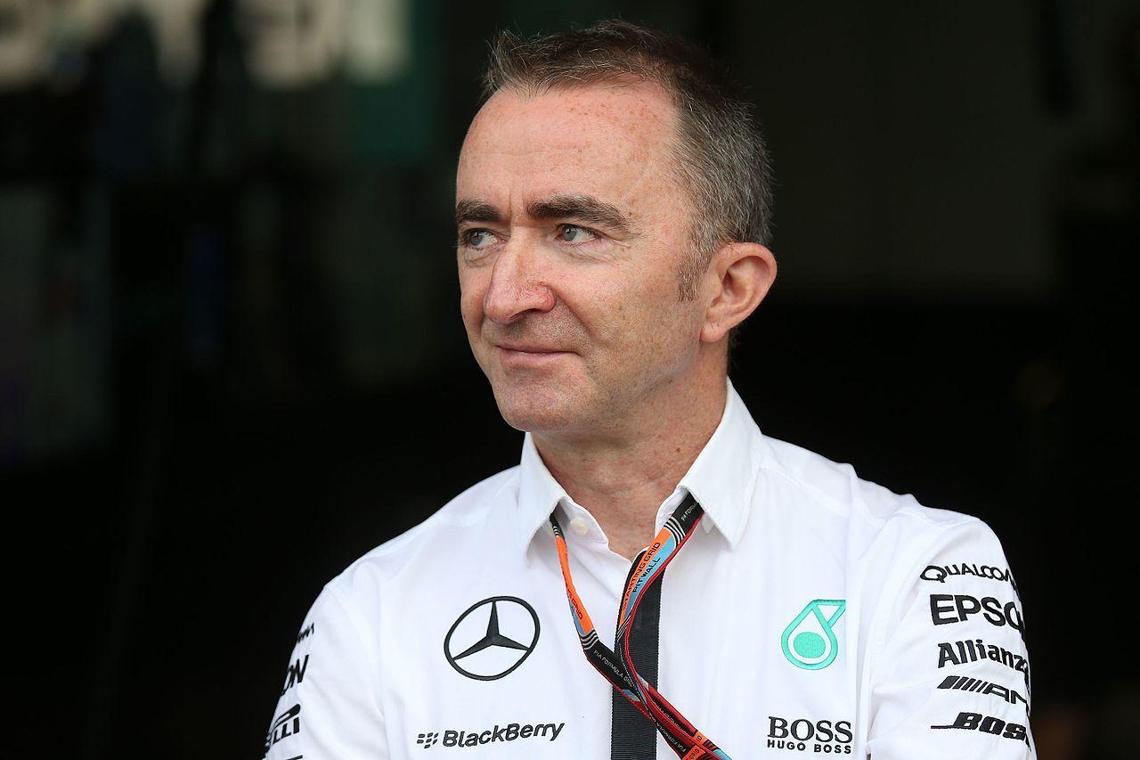 Paddy Lowe, direttore tecnico Mercedes. Voci sempre più insistenti lo danno in procinto di salutare il team anglo-tedesco (foto da: it.wikipedia.org)