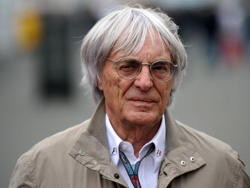 Bernie Ecclestone, CEO della Formula 1 (foto da: taddlr.com)