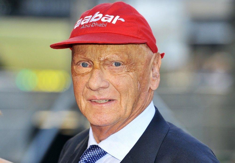 Niki Lauda, presidente non esecutivo del team Mercedes di F1 (foto da: taddlr.com)