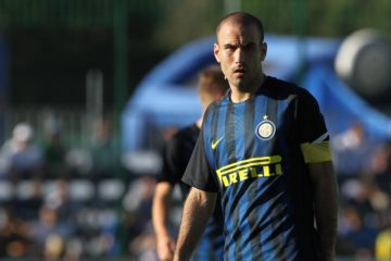 FC Internazionale Training Camp - Day Four