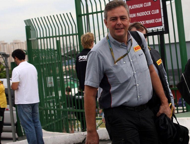 Mario Isola, racing manager di Pirelli Motorsport (foto da: racingdinasty.wordpress.com)
