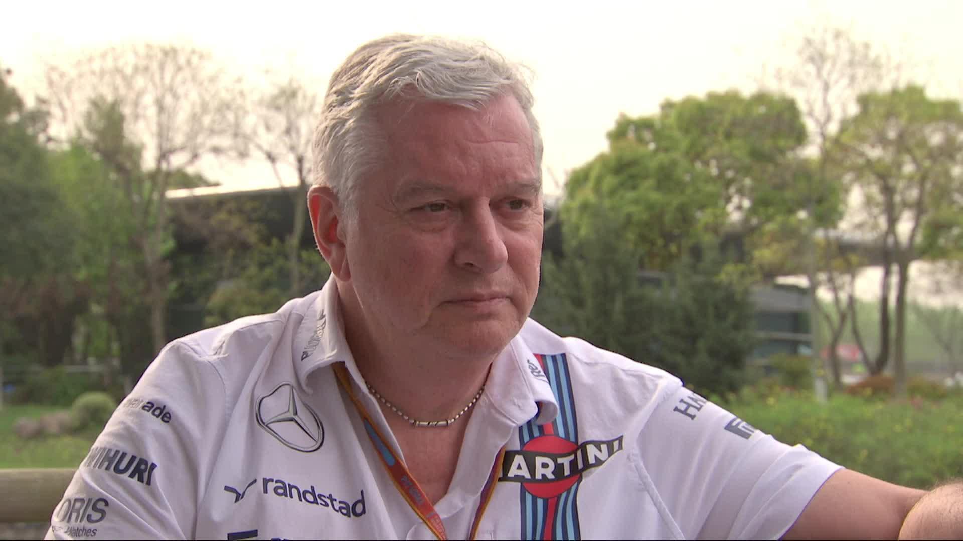 Il direttore tecnico della Williams, Pat Symonds (foto da: skysport.com)