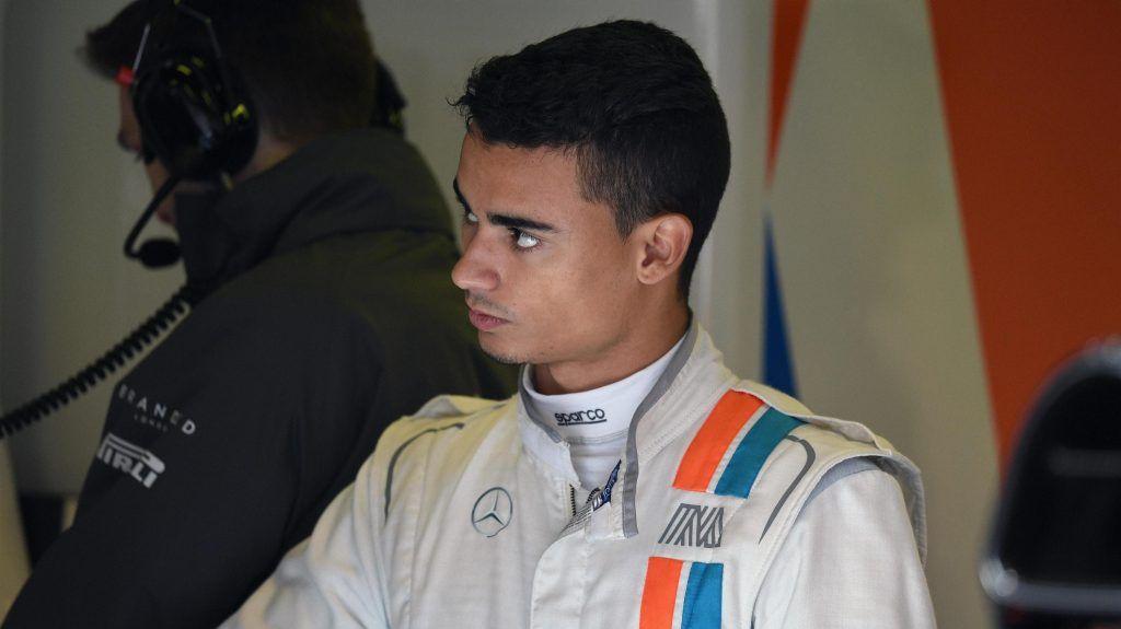 Pascal Wehrlein, un punto nel suo anno da rookie al volante della Manor (foto da: harianindo.com)