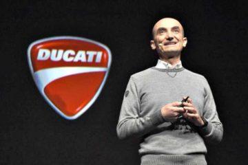 Claudio Domenicali, amministratore delegato della Ducati (foto da: mundomotero.com)