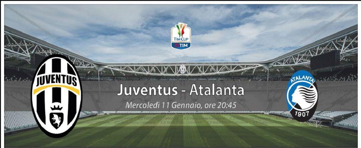 Juventus Atalanta Diretta Streaming Live Coppa Italia  Stadiosport It